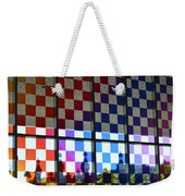 University Of Tampa Through A Rainbow By Sharon Cummings Weekender Tote Bag