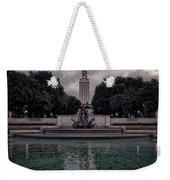University Of Texas Icons Weekender Tote Bag