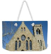 University Of Virginia Chapel Weekender Tote Bag