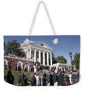 University Of Virginia Rotunda Graduation Weekender Tote Bag