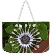 Unknown Flower Weekender Tote Bag