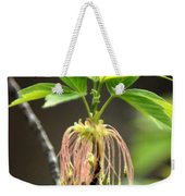 Unknown Tree Flower Weekender Tote Bag