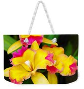 unnamed - Orchid Weekender Tote Bag