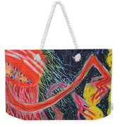 Unsatiated - Cropped Weekender Tote Bag