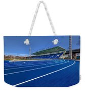 Until The Race Is Run Weekender Tote Bag