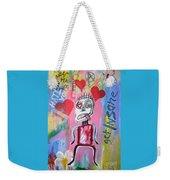 Untitled Love Weekender Tote Bag