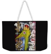 Untitled Stork Stupid Weekender Tote Bag