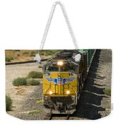 Up 8587 Southbound From Tipton Weekender Tote Bag