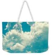 The Kiss Of The Clouds Weekender Tote Bag