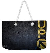Up At Sunrise Weekender Tote Bag