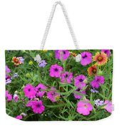 Up Close In The Garden I Weekender Tote Bag