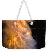 Up In Flames Weekender Tote Bag