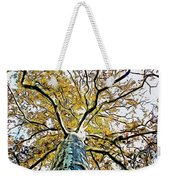 Up Into The Tree Weekender Tote Bag