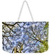 Up Into The Trees Weekender Tote Bag