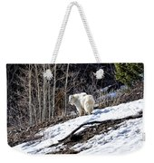 Up On The Mountain Top Weekender Tote Bag