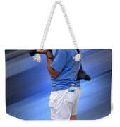 Up On The Roof Tops Weekender Tote Bag