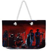 Up On The Stage Weekender Tote Bag by Alys Caviness-Gober
