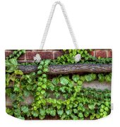 Up Over And Under Weekender Tote Bag