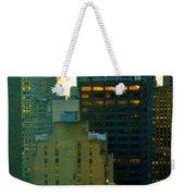 Up - Skyscrapers Of New York Weekender Tote Bag