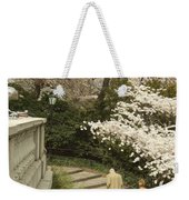 Up The Cherry Steps Weekender Tote Bag