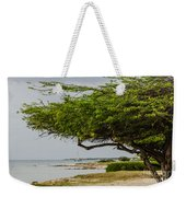Up The Coast Weekender Tote Bag