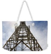 Up The Down Hole Weekender Tote Bag