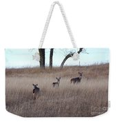 Up The Hill Weekender Tote Bag