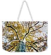 Up The Tree Weekender Tote Bag