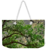 Up Through The Haunted Tree Weekender Tote Bag