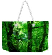 Up Through The Trees Weekender Tote Bag