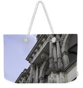 Up To The Left Weekender Tote Bag