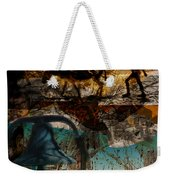 Up With The Sun Weekender Tote Bag