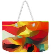 Uplifting Psychically  Weekender Tote Bag