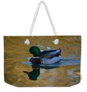 Upon Sunset Waters Weekender Tote Bag