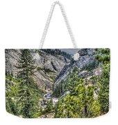 Upper Bear River Valley Weekender Tote Bag