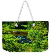 Upper Dewey Creek Weekender Tote Bag
