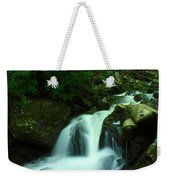 Upper Lynn Camp Prong Cascades Weekender Tote Bag