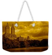 Upper West Side And Central Park Weekender Tote Bag