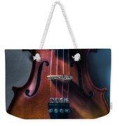 Upright Violin - Cool Weekender Tote Bag