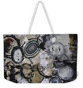 Upside Down And Inside Out Weekender Tote Bag