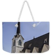 Upstate Church Weekender Tote Bag