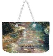 Upstream Weekender Tote Bag