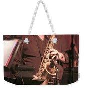 Uptown Horns - Arno Hecht Weekender Tote Bag