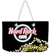 Urban Abstract Hard Rock Cafe Weekender Tote Bag