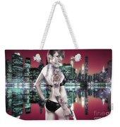 Urban Angel 7.0 Weekender Tote Bag