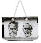 Urban Art In Cochin Weekender Tote Bag