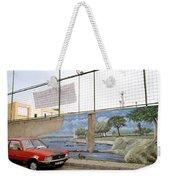 Urban Dissonance Weekender Tote Bag by Shaun Higson