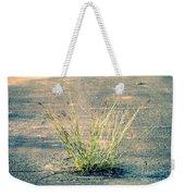 Urban Grass Weekender Tote Bag