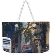 Urban Indian Symbolism Weekender Tote Bag