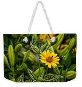 Urban Jungle Weekender Tote Bag